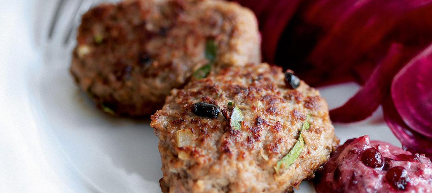 Only use with daenischessen.com-recipe: Frikadeller