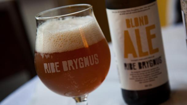 Beer from Ribe Bryghus