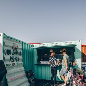 Reffen street food. Foto: Astrid Maria Rasmussen - Copenhagen Media Center