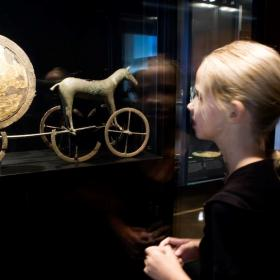 Dive into Denmark's rich history at the National Museum of Denmark